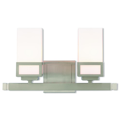 Livex Lighting 2 Lt Bn Bath Vanity