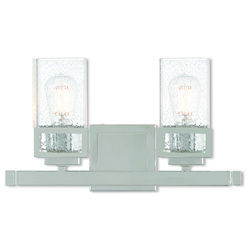 Livex Lighting 2 Lt Ch Bath Vanity