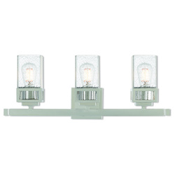 Livex Lighting 3 Lt Ch Bath Vanity