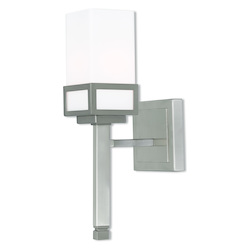 Livex Lighting 1 Lt Bn Wall Sconce