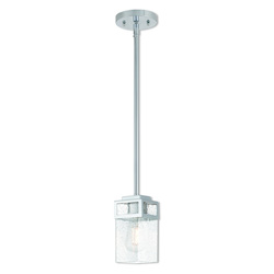 Livex Lighting 1 Lt Ch Mini Pendant