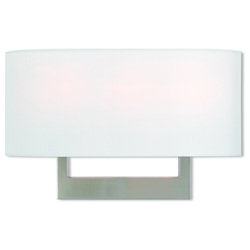 Livex Lighting 3 Lt Bn Ada Wall Sconce