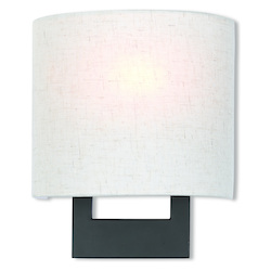 Livex Lighting 1 Lt Bz Ada Wall Sconce