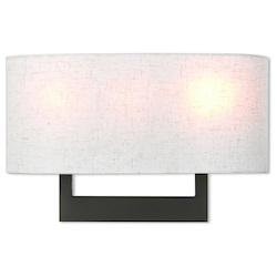 Livex Lighting 3 Lt Bz Ada Wall Sconce