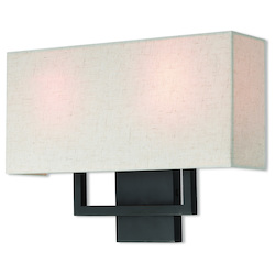 Livex Lighting 2 Lt Bz Ada Wall Sconce