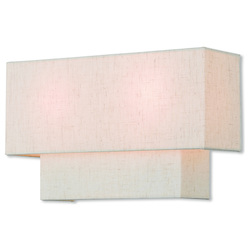 Livex Lighting 2 Lt Ebz Ada Wall Sconce