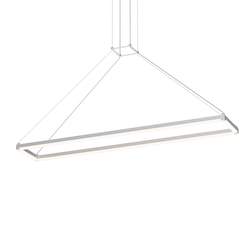 Sonneman 47In. X 9In. Led Pendant