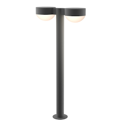 Sonneman 28In. Led Double Bollard
