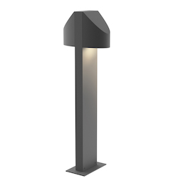 Sonneman 22In. Led Double Bollard
