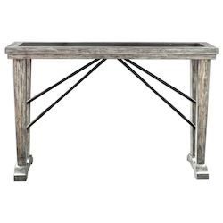 Uttermost Chanler Driftwood Console Table