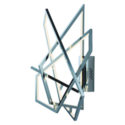 ET2 Trapezoid-Wall Sconce