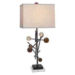 Back To Basics Table Lamp 32