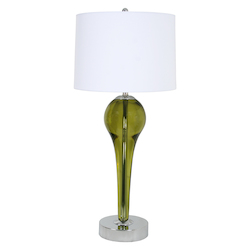 "Sebring Table Lamp 36"" H."