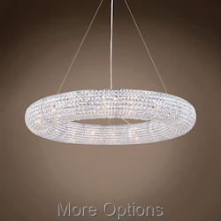 Crystal Halo 18 Light 41