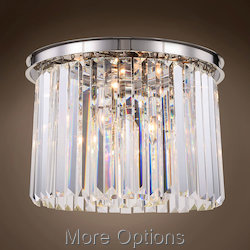 Crystal Prism 6 Light 20