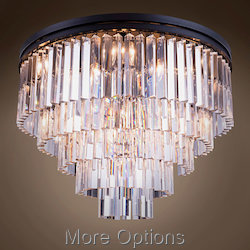 Glass Fringe 17 Light 32