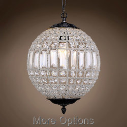 19Th C. Casbah 1 Light 12