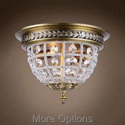 19Th C. Casbah 2 Light 12