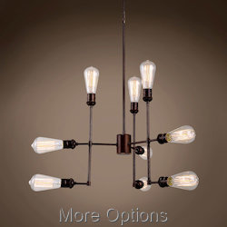 Varick Chandelier 9 Light 23