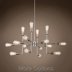 Varick Chandelier 15 Light 43