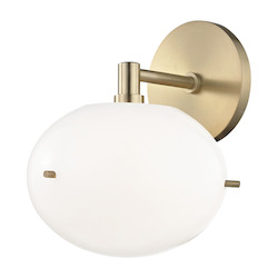 Hudson Valley 1 Light Wall Sconce
