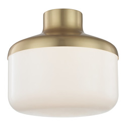 Hudson Valley 12In. 1 Light Flush Mount