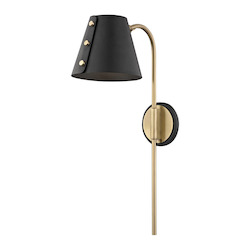 Mitzi Open Box 1 Light Wall Sconce With Plug