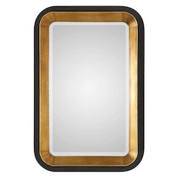 Uttermost Uttermost Niva Metallic Gold Wall Mirror