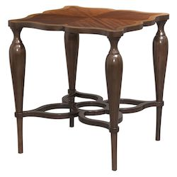 Uttermost Uttermost Varatella Kara Wood Accent Table