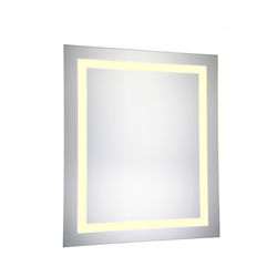 Elegant Decor MRE-6011 Led Electric Mirror Rectangle W20