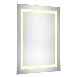 Elegant Decor MRE-6012 Led Electric Mirror Rectangle W20