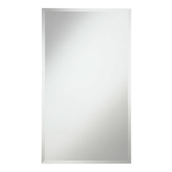 Elegant Decor MR-4020 Modern 22 In. Contemporary Mirror In Clear