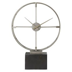 Uttermost Uttermost Janya Contemporary Table Clock