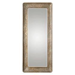 Uttermost Uttermost Silas Hammered Gold Mirror
