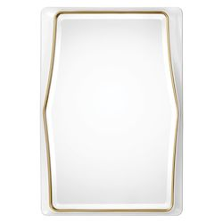 Uttermost Uttermost Colleen Gloss White Mirror