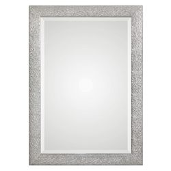 Uttermost Uttermost Mossley Metallic Silver Mirror