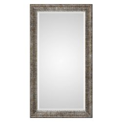 Uttermost Uttermost Newlyn Burnished Silver Mirror