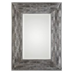 Uttermost Uttermost Pantano Industrial Weave Mirror