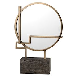 Uttermost Uttermost Della Table Mirror