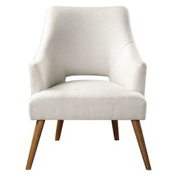Uttermost Uttermost Dree Retro Accent Chair