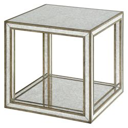 Uttermost Uttermost Julie Mirrored Accent Table
