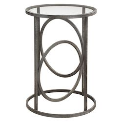 Uttermost Uttermost Lucien Iron Accent Table