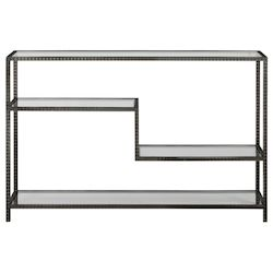 Uttermost Uttermost Leo Industrial Console Table