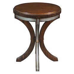 Uttermost Uttermost Grae Walnut Accent Table