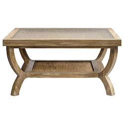 Uttermost Uttermost Cameron Oak Coffee Table