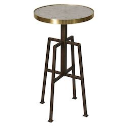 Uttermost Uttermost Gisele Round Accent Table