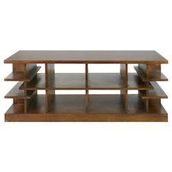 Uttermost Uttermost Simeto Multi-Level Coffee Table