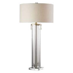 Uttermost Uttermost Monette Tall Cylinder Lamp