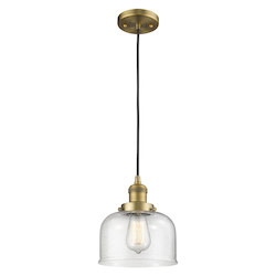 Innovations Lighting Glass Pendant With 10 Feet Cord