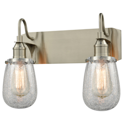 Innovations Lighting Glass Teardrop 2 Light Wall Sconce